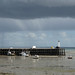 Cancale - the bay at low tide by leuntje