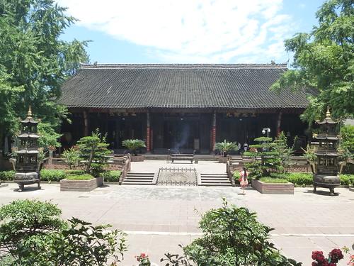 CH-Chengdu-Temple Taoiste (8)
