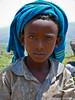 Young Ethiopian boy