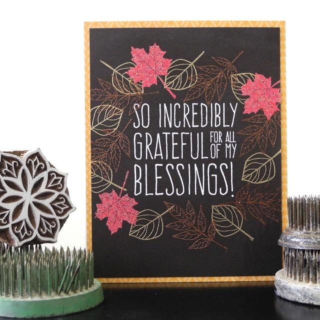 So Incredibly Grateful by Jennifer Ingle #JustJingle #SimonSaysStamp #Cards