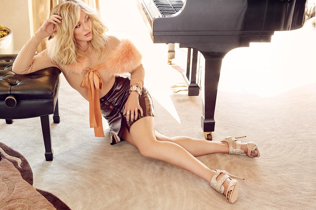 Хилари Дафф — Фотосессия для «Glamour» MX 2015 – 9