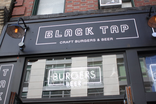 Black Tap Brunch