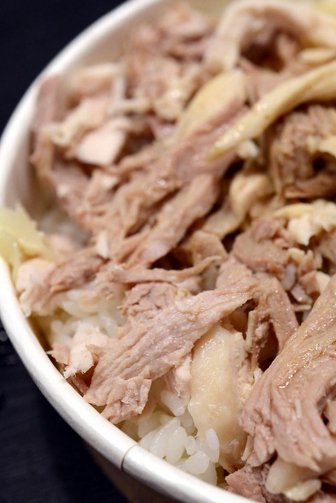 肉伯雞肉飯