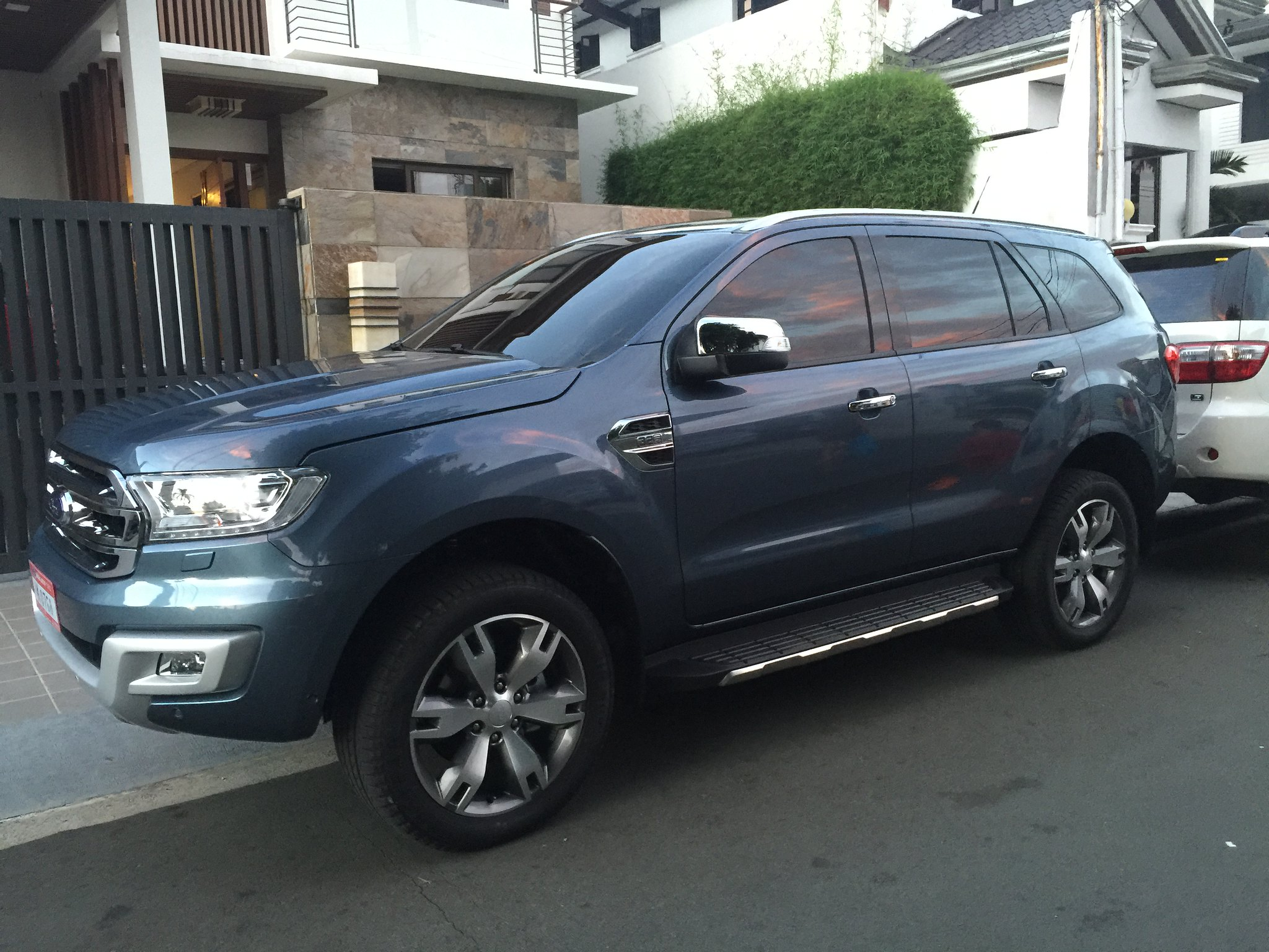2015 ford everest reviews - The New 2015 Ford Everest Fcp Review