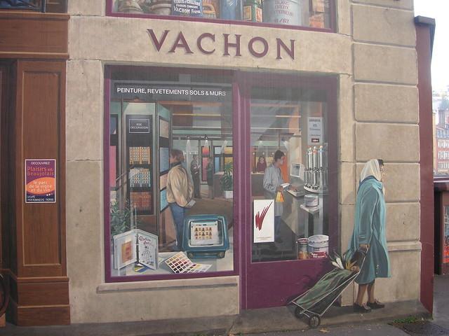 Lyon — Mural