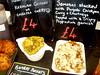 Lowry Centre Christmas Festival 2015 - yummy fast food