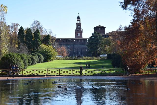 Header of Milano