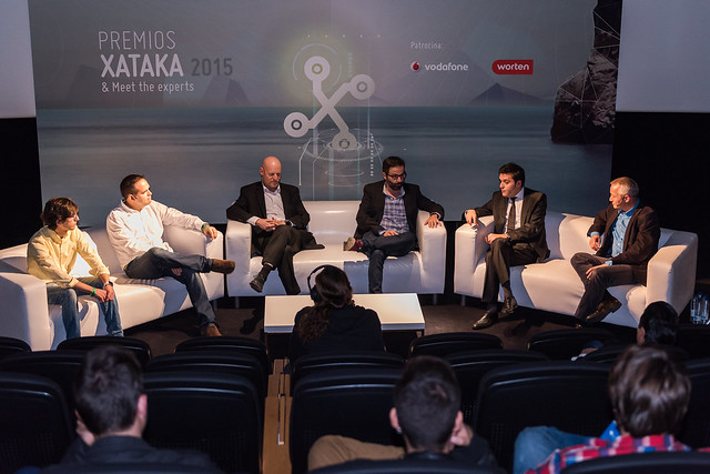 Premios Xataka 2015 - Meet the Experts