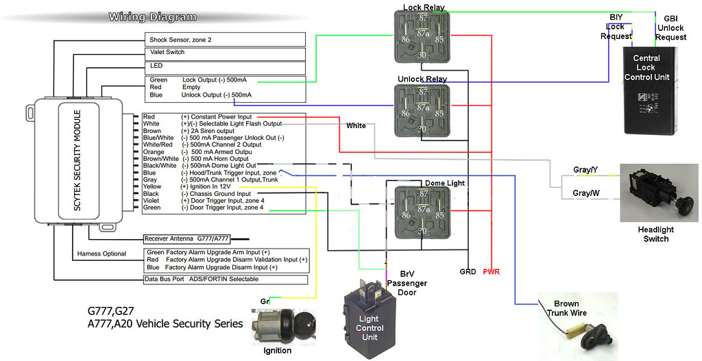 22943457542_e9b959bbab_b e30 alarm install diagram updated r3vlimited forums k9 car alarm wiring diagram at crackthecode.co