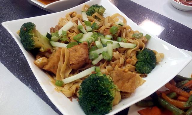 Burmese noodle