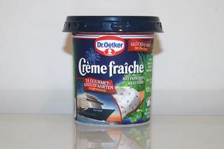 04 - Zutat Creme fraiche / Ingredient creme fraiche
