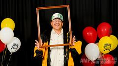 THe photobooth at during the Kwanlin Dun 10th Anniversary of Self Government at the Kwanlin Dun Cultural Centre