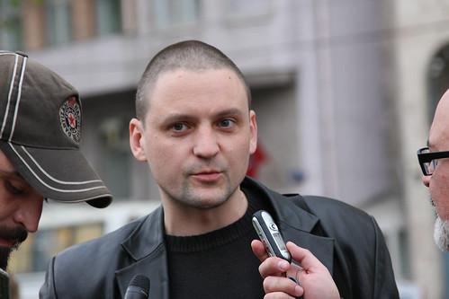 Удальцова посадили на 30 суток