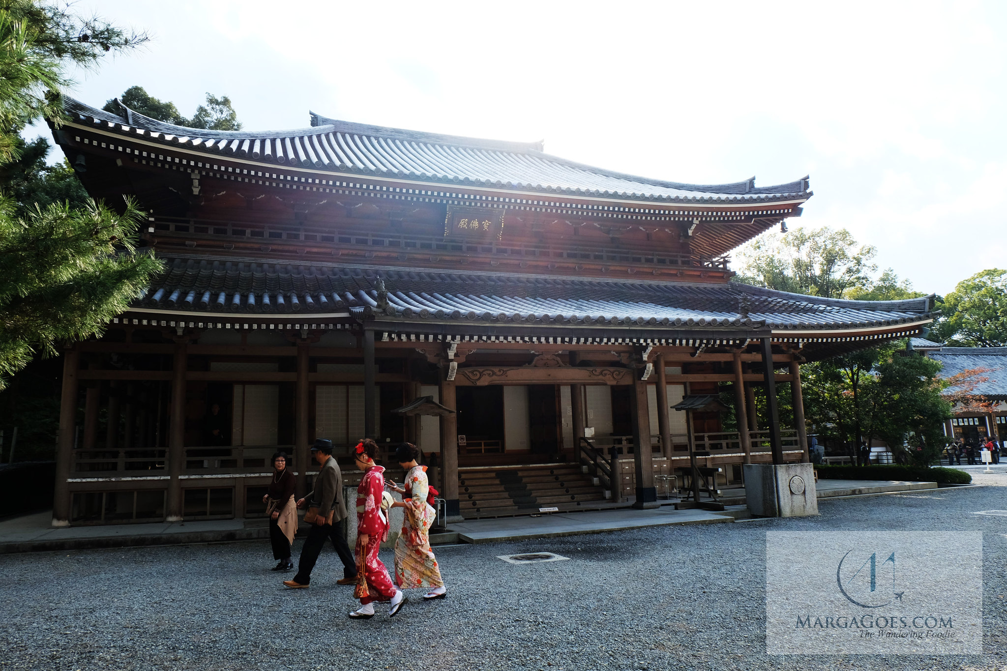 geisha and temples