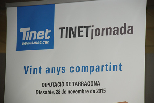 TINETjornada 2015