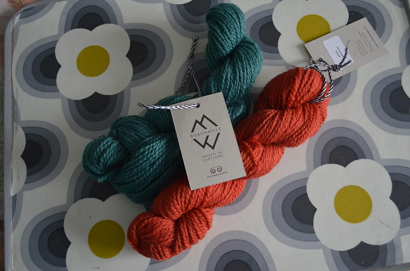 Buachaille :: Kate Davies' Yarn :: A Review and a Pattern