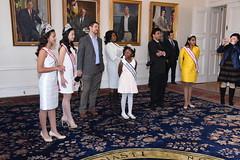 Miss Maryland Award Winners