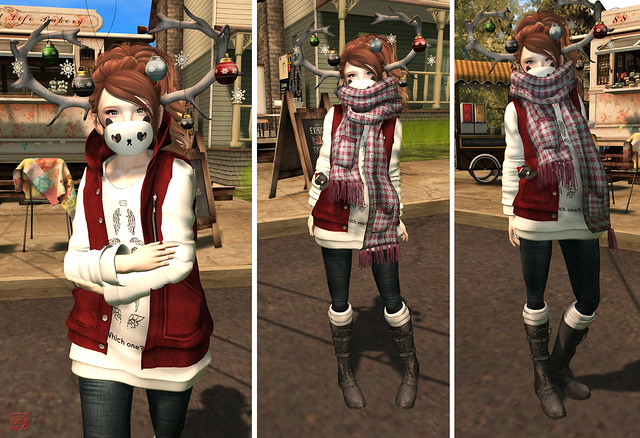 Low Cost Fashion {Winter Afternoon}