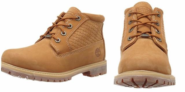 Timberland botas de mujer con estilo
