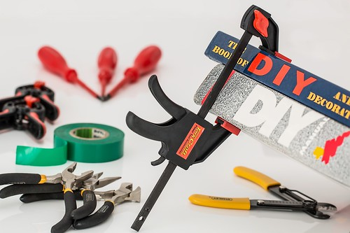 DIY Home Improvement Tools Gear Renovations - Credit to https://homethods.com/ | by homethods