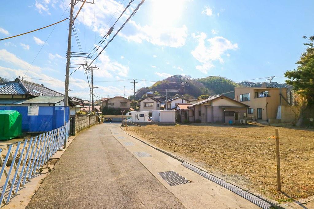 鎌倉の土地(極楽寺)
