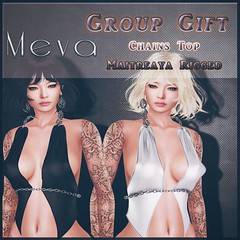 Meva Group Gift Chains Top