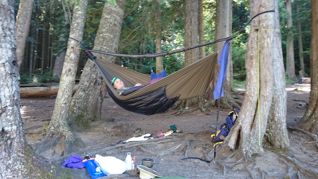 although my hang wasn u0027t the best  it was the best i could find  the hammock was much more  fortable and supportive than my other ones and i had the best     new single layer hammock with 400lb weight rating hexon 2 4   page 4  rh   hammockforums
