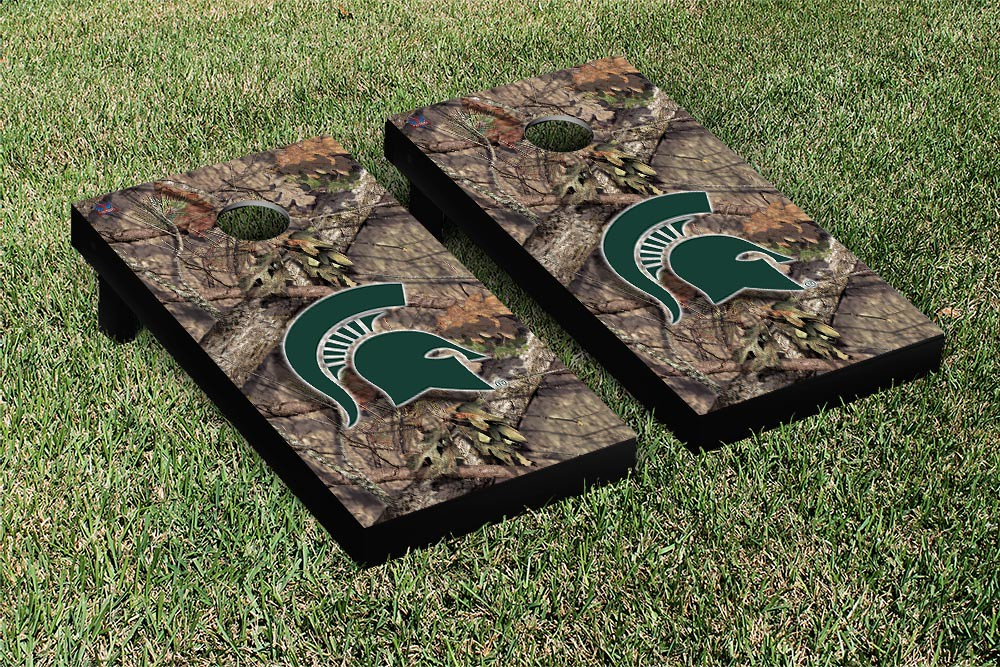 Michigan State Spartans Mossy Oak Version