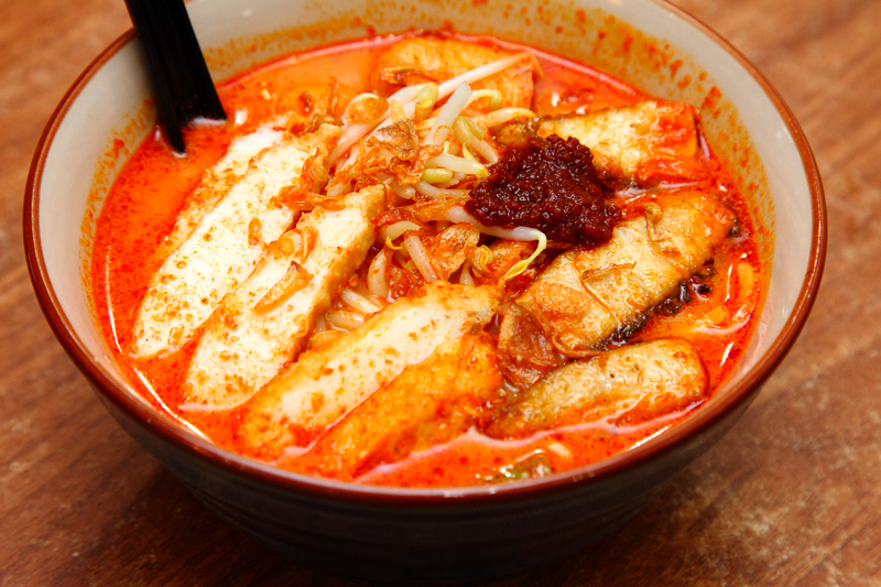 Teochew-Curry-Laksa
