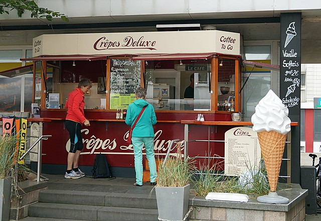 Crepe Westerland