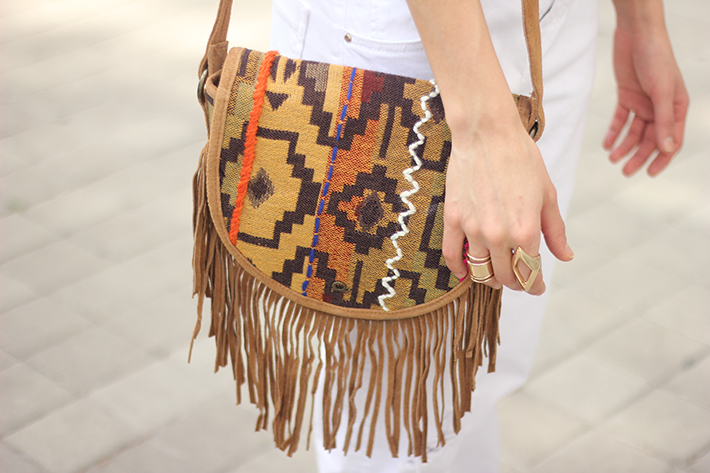 How To Wear Fringes Summer Outfit04