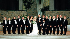 Michael & Donna Locke Wedding, September 22, 2001