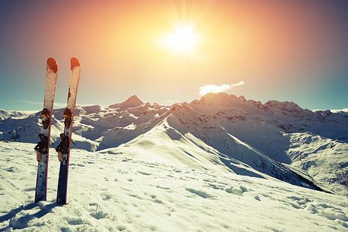 Použité lyže