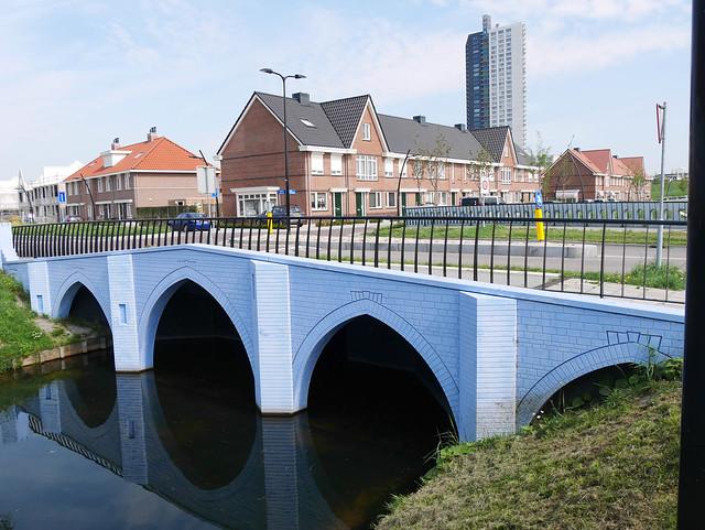 20 Euro Bridge Facade in Spijkenisse