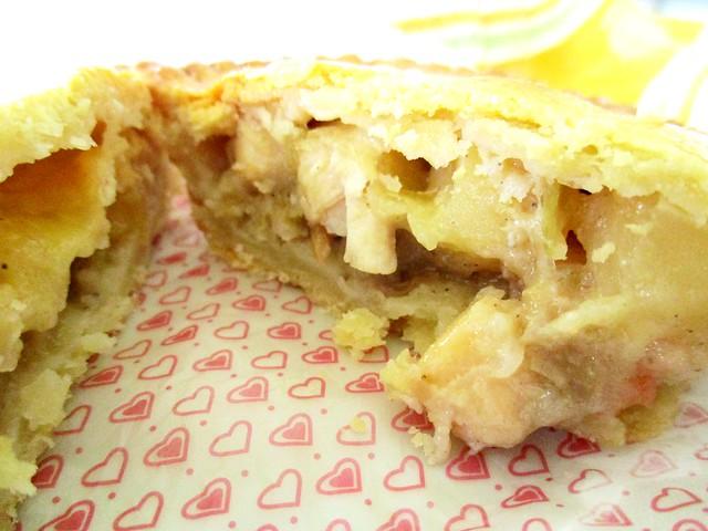 Aroma Bakery chicken pie 2