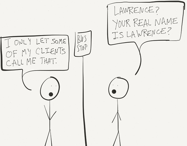 Larry The Prostitute - Lawrence
