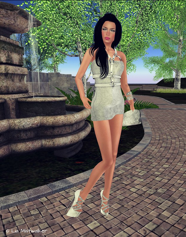Fashion Therapy LOTD # 87 Paris Distric Fashion Monthly Event Open Now Sept 1 Round 1