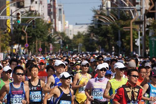 Hokkaido  Marathon 2015