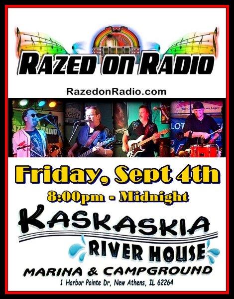 Razed On Radio 9-4-15
