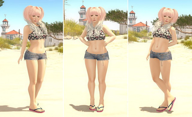 new poses from Label Motion @ My Attic