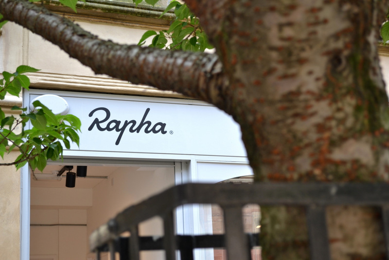 Rapha Club Manchester Review