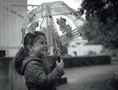 My first umbrella