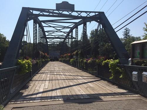 flower bridge