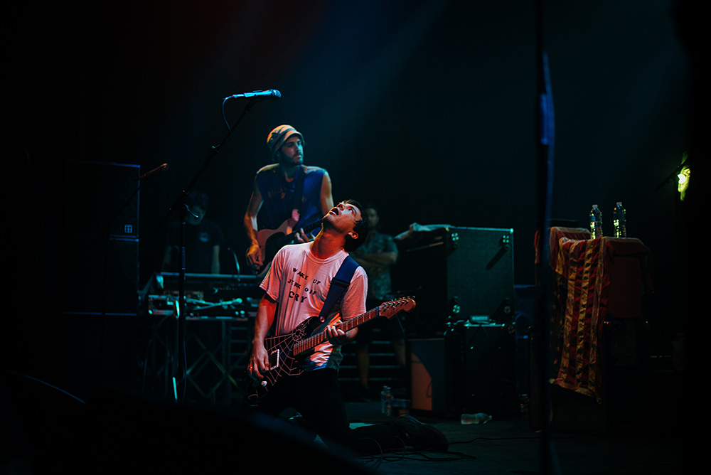 FIDLAR @ Union Transfer, Philly 24/09/15