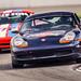Alexander Bermudez leading Dwain Dement at Autoclub Speedway by HouseAutoGroup