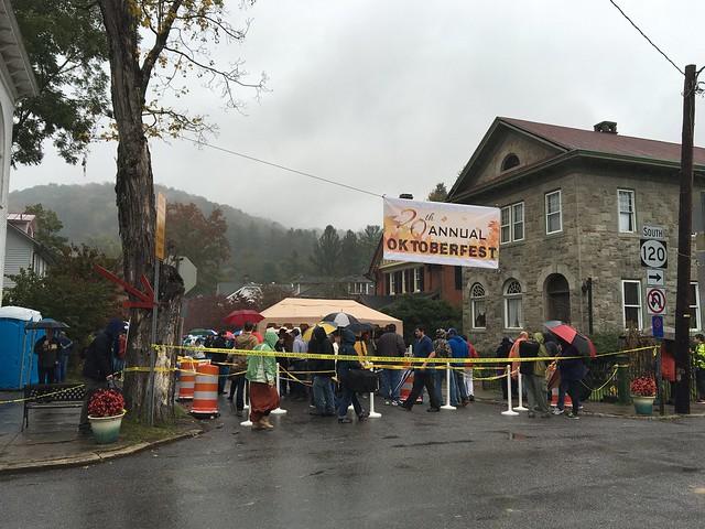 Bramwell Oktoberfest