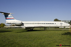 SP-LHB - 3351809 - LOT - Tupolev TU-134A - Polish Aviation Musuem - Krakow, Poland - 151010 - Steven Gray - IMG_0475