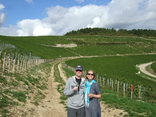 James Pics - Chablis Wine Tour