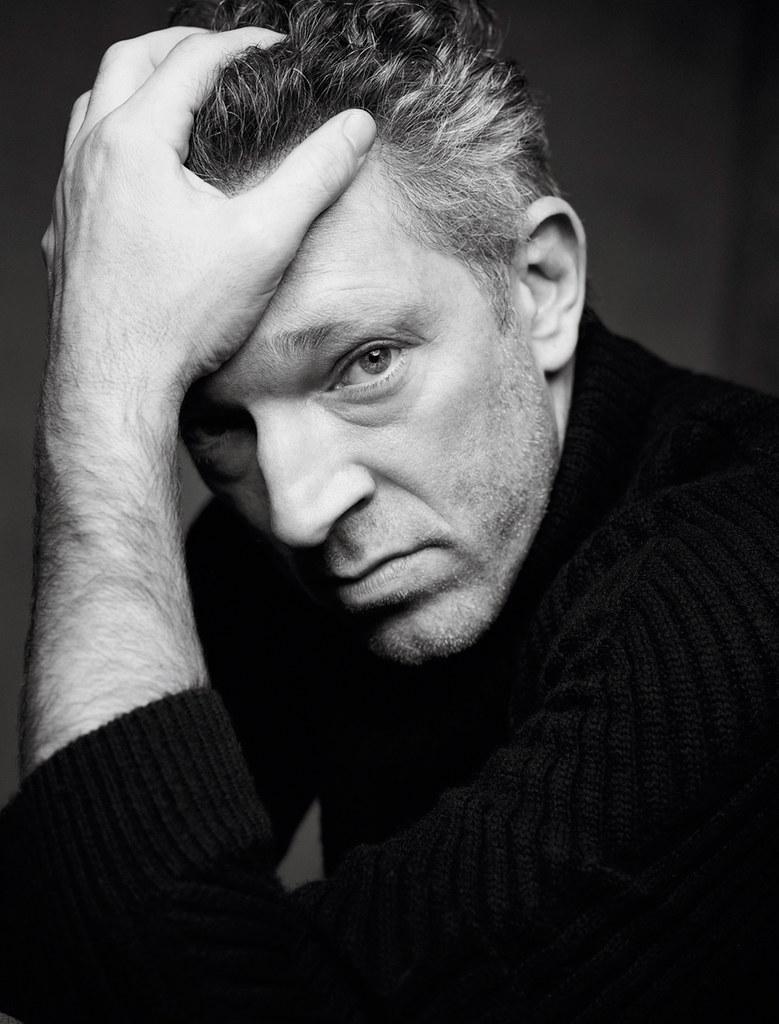 Венсан Кассель — Фотосессия для «Vogue Hommes» 2015 – 1