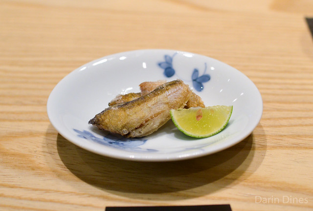 Deep Fried Sand Fish